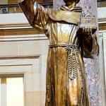 Catholic priest Junípero Serra, the founder of the California mission system.