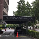 NH Ciudad de Santiago Foto
