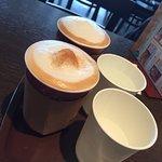 Good Coffee over near the Bakery!!!!!