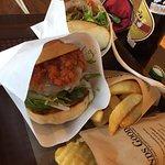 Puchachuki Burger!!!!! Yummmmm!!!!!