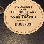 Foto di Blue Smoke