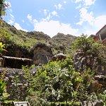 Vista del Jardin al Apu Pinkulluna