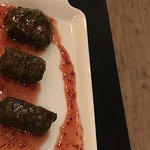 Delicious vine leaves