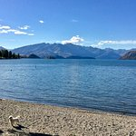 nearby lake Wanaka