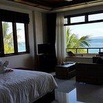 Hotel Genggong at Candidasa-billede