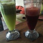 Juice Ja Cafe Foto