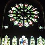 Inside St Barnabas' Church