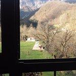 Despertarse y ver este paisaje no tiene precio....maravillosaludos vista y preciosa habitación n