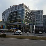 Big shopping centre.