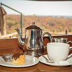 High Tea and Victoria Falls Safari Club