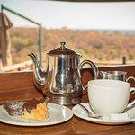 High Tea and Victoria Falls Safari Club