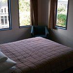 Room 220 with 2 windows - sunshine comes into the room and can dry your clothes within a few hou