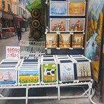 Dafen Painting Village: Price guage