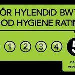 Hygiene Rating following inspection February 2017