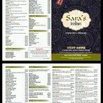 ภาพถ่ายของ Sara's Indian Restaurant and Takeaway