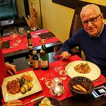 Buona cena a voi