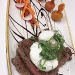 Steak and Eggs for Breakfast, available until 12