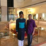 With Doorman Mohan