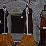 Representantes de las tres culturas