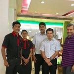 With Amal Dev,Dellamol, Jins & Manoj
