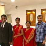 With Mathew Issac, Manisha Stephen & Indulekha