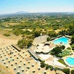 Birdview - Apollonia Beach Resort & Spa