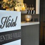 Hotel Centre-Ville Foto