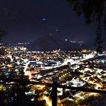 Interlaken at night