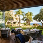 The Cliff Bay | The Rose Garden Restaurant