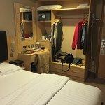 Dublin academy plaza hotel room