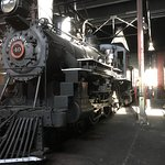 Foto de Nevada Northern Railway Museum