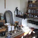 The kitchen, Musuem of Lincolnshire Life