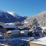 Klosters from the Sonne