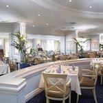 The Cliff Bay   The Rose Garden Restaurant