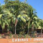 Cabinas Jimenez Foto