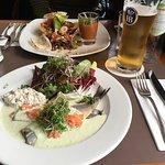 Cafe Glockenspiel Foto