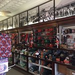 Just a small portion of the Auburn Fan Gear available. I love the historical pictures most!