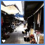 Lekki Market Aisles
