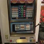 Slot machine for big spenders