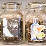Custom tea blends available