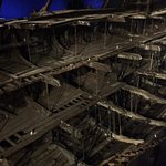 The Mary Rose in the site