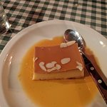 Dubrovnik creme caramel- silky and sweet