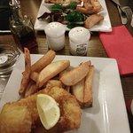 Fish & Lasagne