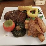 Steak & Chips