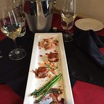 Divine Wine Cork & Fork