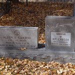 Kit Carson Family Plot