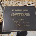 Kit Carson Family Tree