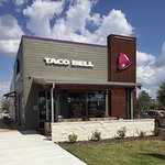 Great design of new Taco Bell in Sebring, Florida