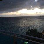 Post sunset Ocean view