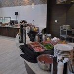 Breakfast Omelet Station